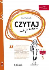 Polski, krok po kroku 3 Czytaj - фото обкладинки книги