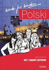 Polski, krok po kroku. Gry i zabawy jzykowe 1 - фото обкладинки книги