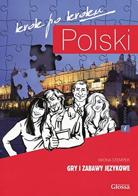 Polski, krok po kroku. Gry i zabawy jzykowe 1 - фото книги