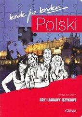 Polski, krok po kroku. Gry i zabawy jzykowe. Level A1/A2 - фото обкладинки книги