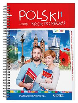 Polski, krok po kroku Junior 1. Podrcznik nauczyciela - фото книги