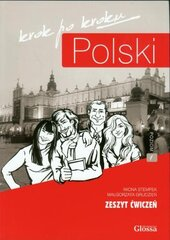 Polski, Krok po Kroku: Student's Workbook: Level A1/A2 Volume 1 - фото обкладинки книги
