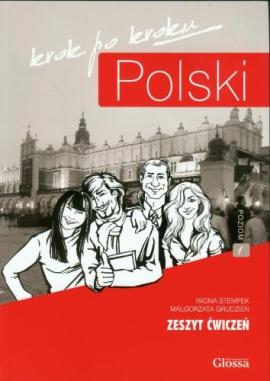 Polski, Krok po Kroku: Student's Workbook: Level A1/A2 Volume 1 - фото книги