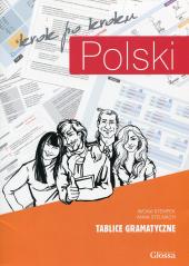 Polski, Krok po Kroku. Tablice Gramatyczne. Levels A1/A2/B1 - фото обкладинки книги