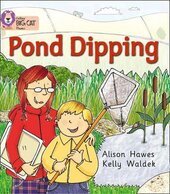 Pond Dipping - фото обкладинки книги
