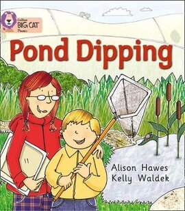 Pond Dipping - фото книги