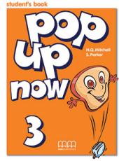 Pop Up 3. Student's Book - фото обкладинки книги