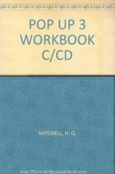 Pop Up 3. Workbook (+ CD-ROM) - фото обкладинки книги