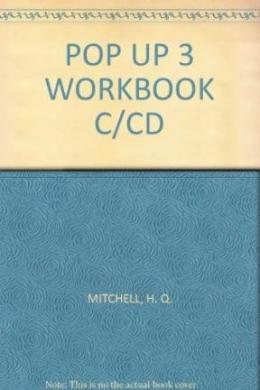 Pop Up 3. Workbook (+ CD-ROM) - фото книги