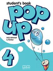 Pop Up 4. Workbook (+ CD-ROM) - фото обкладинки книги