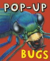 Pop-Up Bugs - фото обкладинки книги