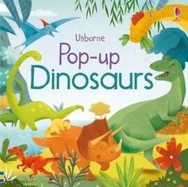 Pop-Up Dinosaurs - фото книги