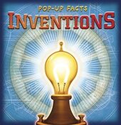 Pop-up Facts: Inventions - фото обкладинки книги