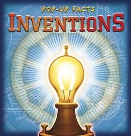 Pop-up Facts: Inventions - фото книги