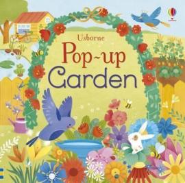 Pop-Up Garden - фото книги