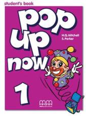 Pop Up Now 1. Student's Book - фото обкладинки книги