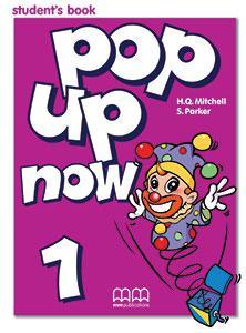 Pop Up Now 1. Student's Book - фото книги
