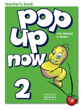 Pop Up Now 2. Teacher's Book - фото обкладинки книги