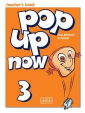 Pop Up Now 3. Student's Book - фото обкладинки книги