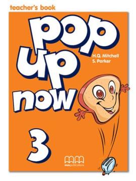 Pop Up Now 3. Student's Book - фото книги