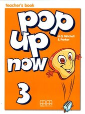 Pop Up Now 3. Teacher's Book - фото обкладинки книги