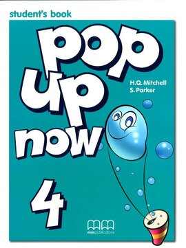 Pop Up Now 4. Student's Book - фото книги