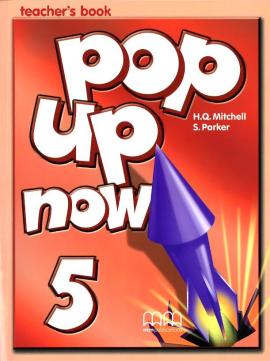 Pop Up Now 5. Student's Book - фото книги