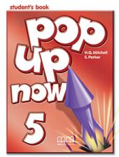 Pop Up Now 5. Teacher's Book - фото обкладинки книги
