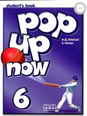 Pop Up Now 6. Student's Book - фото обкладинки книги