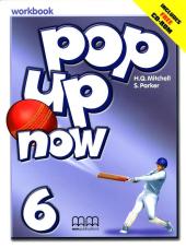 Pop Up Now 6. Workbook (+ CD-ROM) - фото обкладинки книги