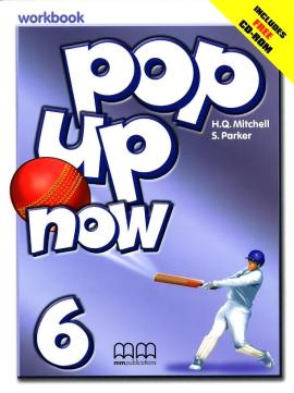 Pop Up Now 6. Workbook (+ CD-ROM) - фото книги