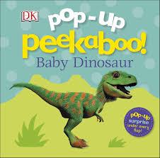 Pop-Up Peekaboo! Baby Dinosaur - фото книги