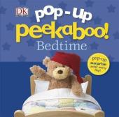 Pop-Up Peekaboo! Bedtime - фото обкладинки книги