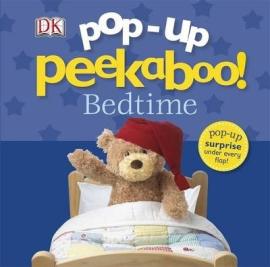 Pop-Up Peekaboo! Bedtime - фото книги
