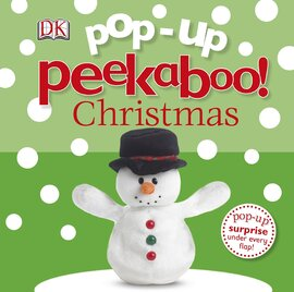 Pop-Up Peekaboo! Christmas - фото книги