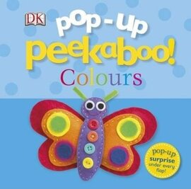 Pop-Up Peekaboo! Colours - фото книги