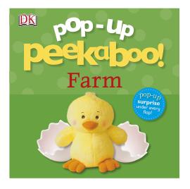 Pop-Up Peekaboo! Farm - фото книги