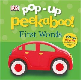 Pop-Up Peekaboo! First Words - фото книги
