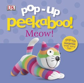 Pop-Up Peekaboo! Kitten - фото книги