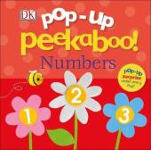 Pop-Up Peekaboo! Numbers - фото обкладинки книги