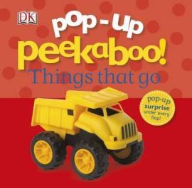 Pop-Up Peekaboo! Things That Go - фото книги