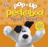 Pop-Up Peekaboo! Woof! Woof! - фото обкладинки книги
