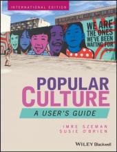 Popular Culture : A User's Guide - фото обкладинки книги
