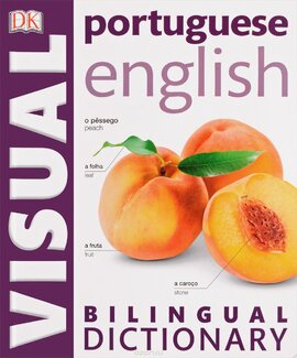 Portuguese English Bilingual Visual Dictionary - фото книги