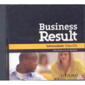 "Посібник ""Business Result Intermediate: Class Audio CD (аудіодиск)"" Kate Baade, Michael Duckworth - фото обкладинки книги"
