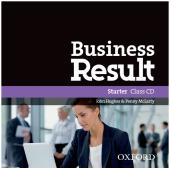 "Посібник ""Business Result Starter: Class Audio CD (аудіодиск)"" Kate Baade, Michael Duckworth - фото обкладинки книги"