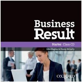 "Посібник ""Business Result Starter: Class Audio CD (аудіодиск)"" Kate Baade, Michael Duckworth - фото книги"