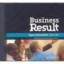 "Посібник ""Business Result Upper-Intermedi: Class Audio CD (аудіодиск)"" Kate Baade, Michael Duckworth - фото книги"