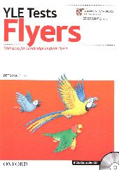 "Посібник""Cambridge YLE Tests: Flyers Pack (Student's Book, Teacher's Book and Audio CD)"" - фото обкладинки книги"
