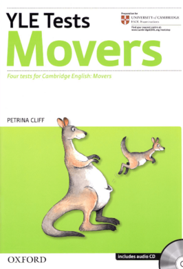 """Посібник""""Cambridge YLE Tests: Movers Pack (Student's Book, Teacher's Book and Audio CD)"""" - фото книги"""
